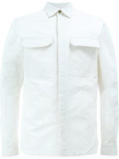 джинсовая куртка  Rick Owens