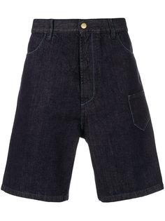 джинсовые шорты свободного кроя Marni