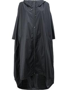 long hooded raincoat Lamberto Losani