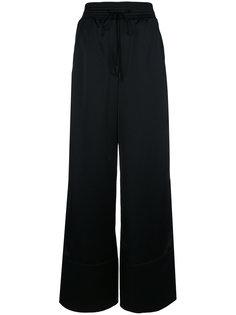 широкие брюки с завязкой  Off-White