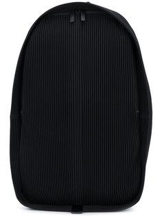 рюкзак с ребристой фактурой Homme Plissé Issey Miyake