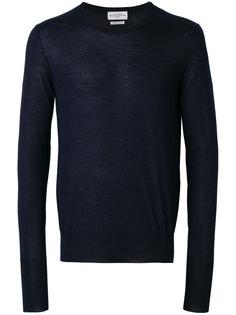 классический приталенный свитер Ballantyne