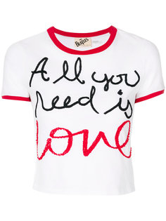 All You Need Is Love T-shirt Alice+Olivia