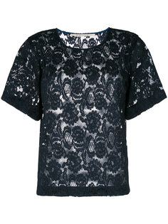 floral lace top Miahatami