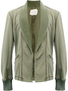 shawl collar tux jacket Greg Lauren