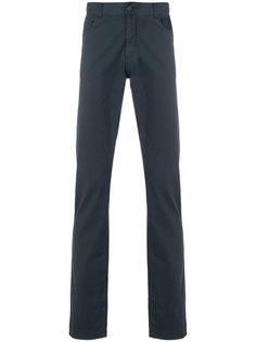 прямые брюки Canali