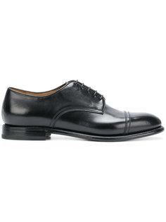классические туфли со шнуровкой Silvano Sassetti