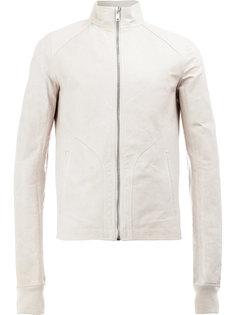 куртка с высокой горловиной  Rick Owens
