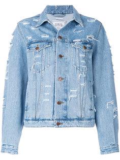 джинсовая куртка Yeah Forte Couture