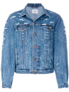 джинсовая куртка Babe Forte Couture