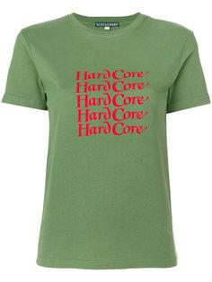 футболка Hard Core Alexa Chung