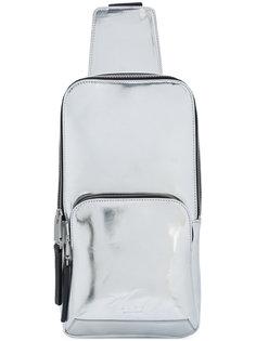 маленький металлизированный рюкзак Alyx