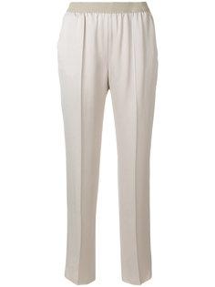 укороченные брюки Agnona