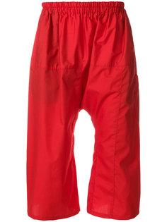 укороченные брюки  Raf Simons