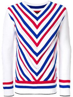 полосатый пуловер Y / Project