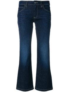 укороченные джинсы  Emporio Armani