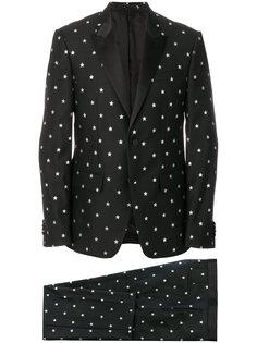 костюм-двойка с принтом звезд Givenchy