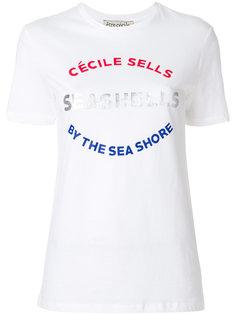 футболка Seashell Être Cécile