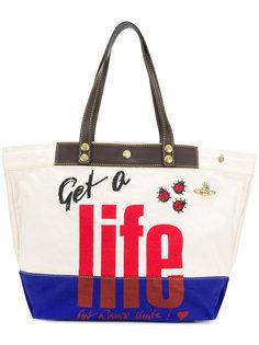 сумка-тоут Get A Life Vivienne Westwood Anglomania