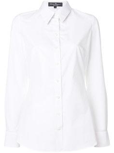 классическая рубашка кроя слим Salvatore Ferragamo