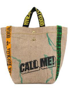 сумка-тоут Call Me! Vivienne Westwood Anglomania