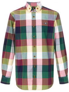 рубашка в клетку Vivienne Westwood