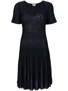 ribbed kit dress Kenzo