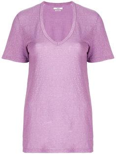 футболка с V-образным вырезом Isabel Marant Étoile