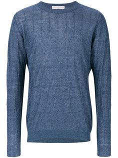 классический трикотажный свитер  Golden Goose Deluxe Brand
