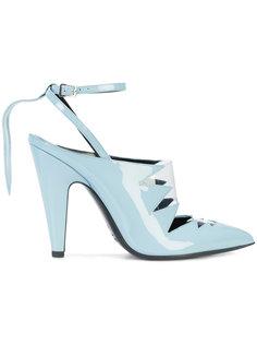 туфли с фигурными вырезами Calvin Klein 205W39nyc