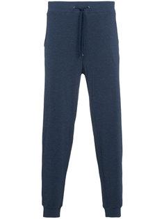 брюки с манжетами в рубчик Lot78