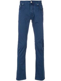 классические брюки чинос Jacob Cohen