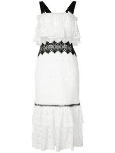 платье Magnolia Three Floor