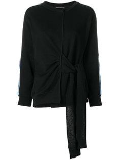 свитер с полосками на рукавах 3.1 Phillip Lim