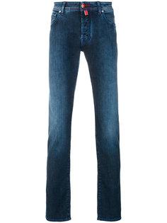 """прямые джинсы с эффектом """"варенки"""" Jacob Cohen"""