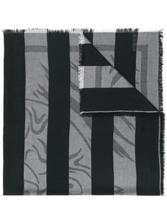 полосатый шарф Kenzo