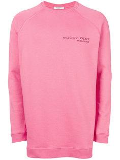 printed sweatshirt Valentino