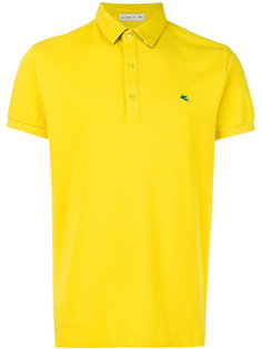 рубашка-поло с короткими рукавами Etro