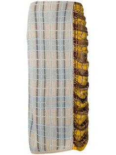 трикотажная юбка-карандаш  Marni