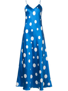 polka dot slip dress Racil
