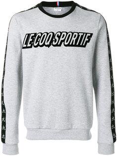 толстовка с логотипом Le Coq Sportif