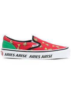 классические слипоны Aries x Vans OG Vans