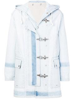 джинсовое пальто Maison Margiela