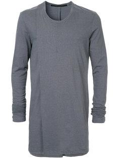 футболка с удлиненными рукавами Julius