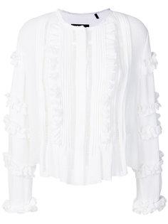 блузка Cosmos с оборками Isabel Marant