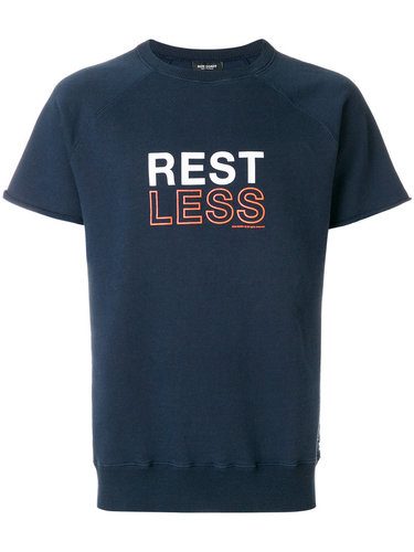 футболка-толстовка 'Rest Less' Ron Dorff
