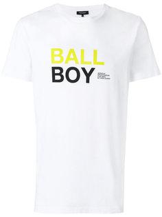 футболка Ball Boy Ron Dorff