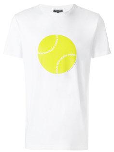футболка Yellow Ball Ron Dorff
