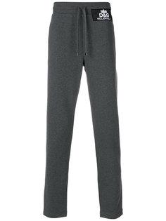 спортивные брюки с логотипом  Dolce & Gabbana