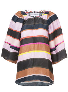 striped blouse  Apiece Apart